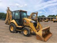 CATERPILLAR BACKHOE LOADERS 420F 4AE equipment  photo 2