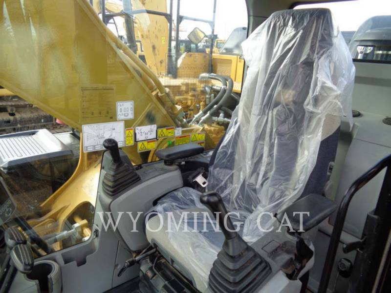 CATERPILLAR PELLES SUR CHAINES 336EL HYB equipment  photo 5