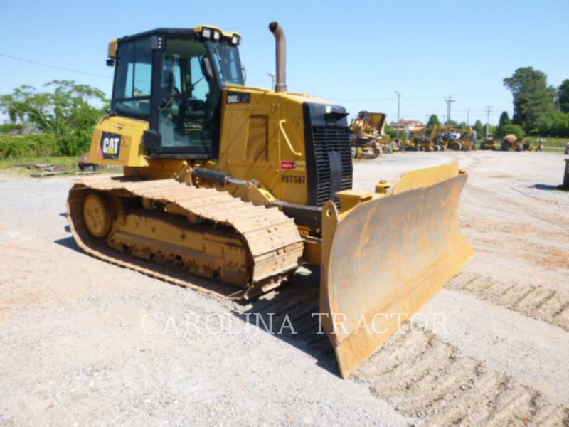 Caterpillar TRACTOARE CU ŞENILE D6K2 LGP equipment  photo 6