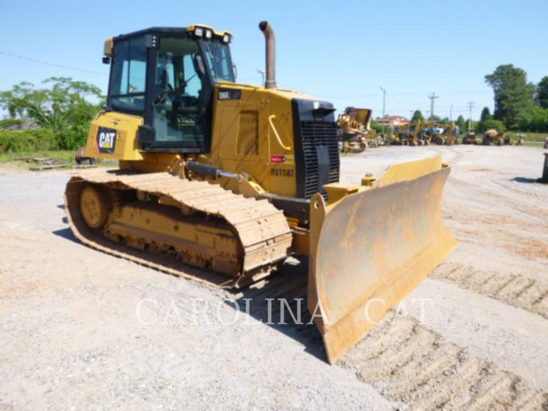 CATERPILLAR CIĄGNIKI GĄSIENICOWE D6K2 LGP equipment  photo 6