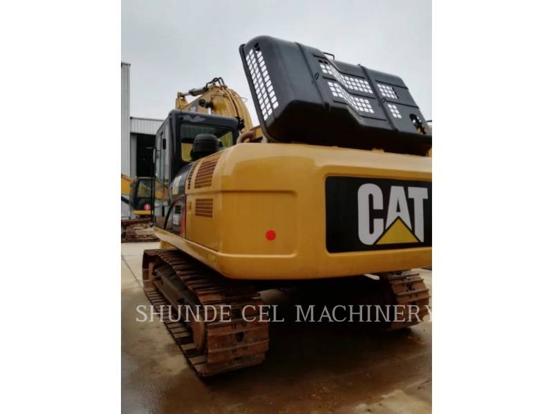 CATERPILLAR TRACK EXCAVATORS 326D2 equipment  photo 5