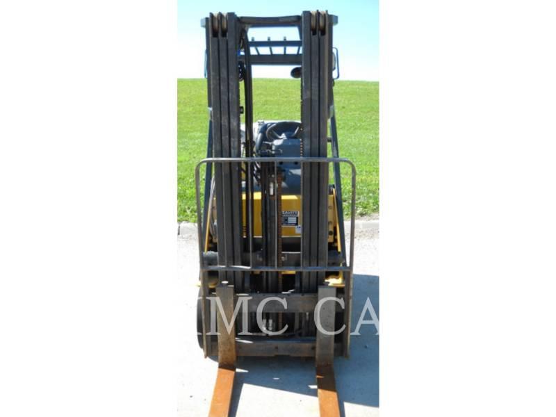 CATERPILLAR LIFT TRUCKS GABELSTAPLER C3500_MC equipment  photo 3