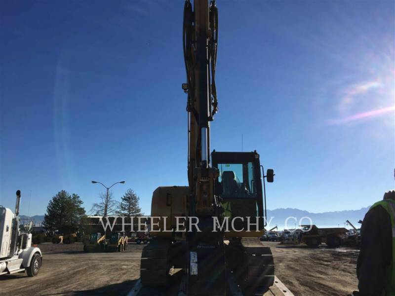 CATERPILLAR PELLES SUR CHAINES 308E2 TH equipment  photo 7