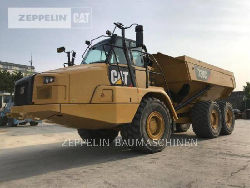 CATERPILLAR MULDENKIPPER 730C equipment  photo 2