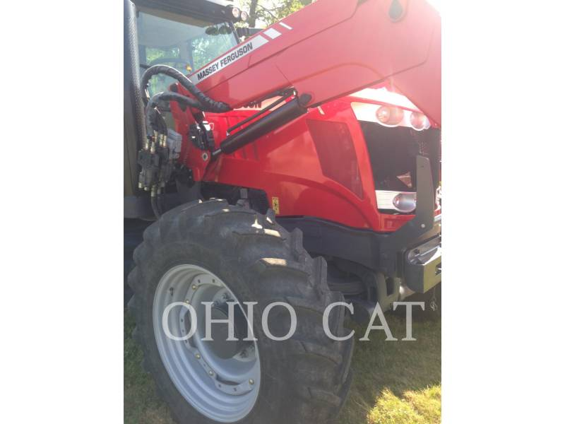AGCO-MASSEY FERGUSON AG TRACTORS MF7620 equipment  photo 5