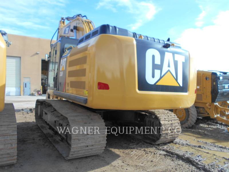 CATERPILLAR トラック油圧ショベル 336FL THB equipment  photo 2