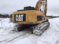 CATERPILLAR PELLES SUR CHAINES 320 D L equipment  photo 1