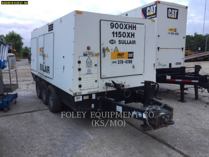 SULLAIR COMPRESSORE ARIA (OBS) 1150XHA900 equipment  photo 3
