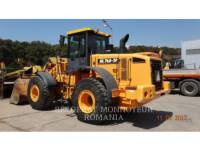 Equipment photo HYUNDAI CONSTRUCTION EQUIPMENT HL760-7A CHARGEURS SUR PNEUS/CHARGEURS INDUSTRIELS 1