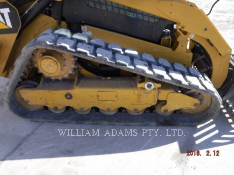 CATERPILLAR PALE CINGOLATE MULTI TERRAIN 299D XHP equipment  photo 8