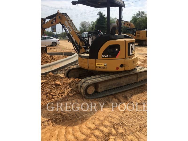 CATERPILLAR TRACK EXCAVATORS 304C CR equipment  photo 5