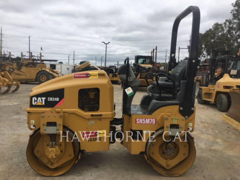 CATERPILLAR COMPACTADORES CB24B equipment  photo 1