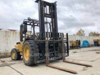 Equipment photo EAGLE PICHER INDUSTRIES RT804WD CARRELLI ELEVATORI A FORCHE 1