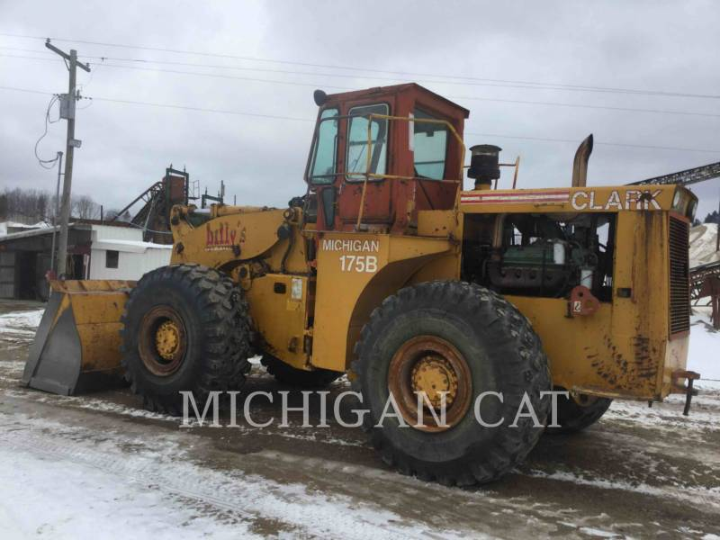 MICHIGAN CHARGEURS SUR PNEUS/CHARGEURS INDUSTRIELS 175B-GM equipment  photo 4