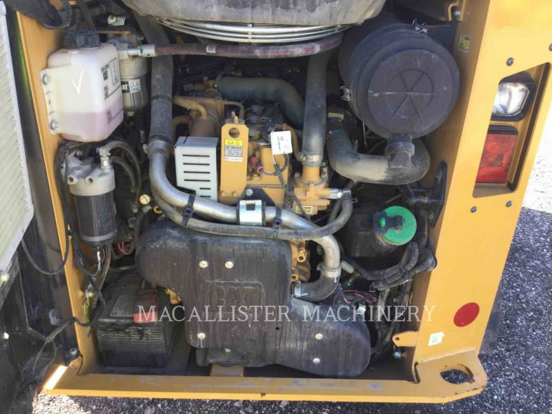 CATERPILLAR DELTALADER 259D equipment  photo 9