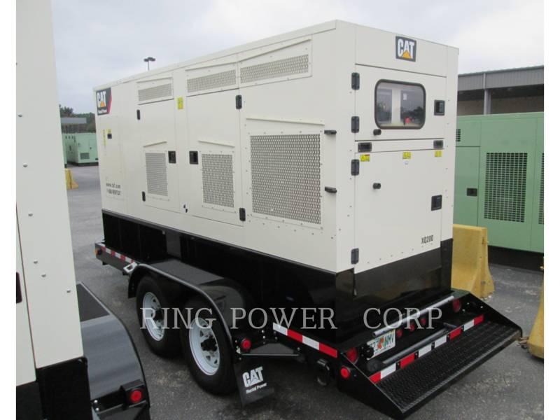 CATERPILLAR PORTABLE GENERATOR SETS XQ 200 equipment  photo 7