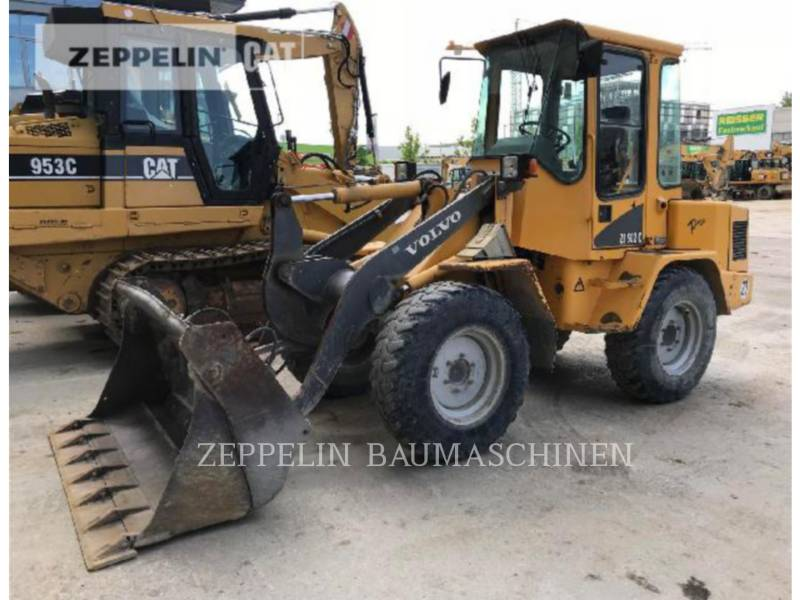 VOLVO CONSTRUCTION EQUIPMENT WHEEL LOADERS/INTEGRATED TOOLCARRIERS 502 equipment  photo 1