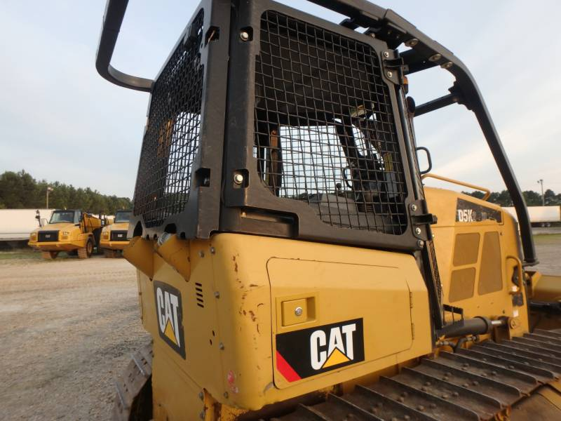 CATERPILLAR TRACTEURS SUR CHAINES D5K2XL equipment  photo 18