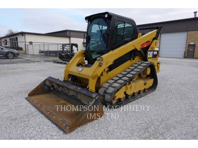 CATERPILLAR MULTITERREINLADERS 299D2 equipment  photo 2
