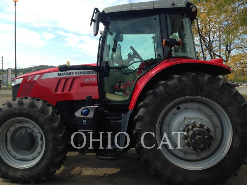 AGCO-MASSEY FERGUSON TRACTEURS AGRICOLES MF6616 equipment  photo 2
