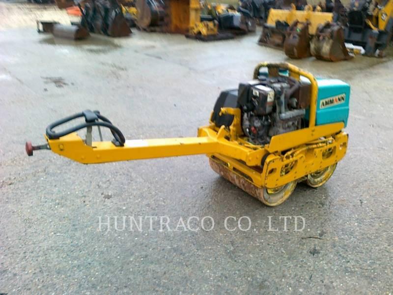 AMMANN-DUOMAT TAMBOR DOBLE VIBRATORIO ASFALTO AR65 equipment  photo 3