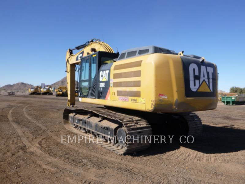 CATERPILLAR トラック油圧ショベル 336EL HYB equipment  photo 3