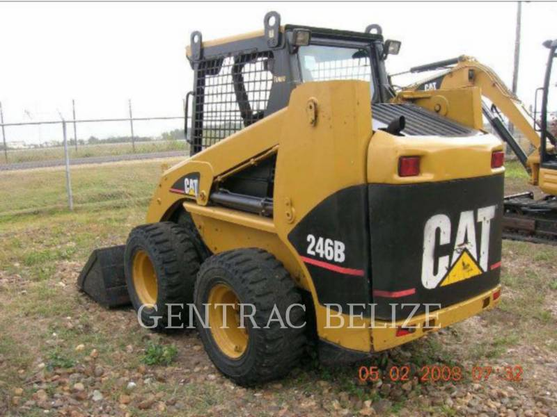 CATERPILLAR KOMPAKTLADER 246B equipment  photo 3