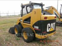CATERPILLAR MINICARREGADEIRAS 246B equipment  photo 3