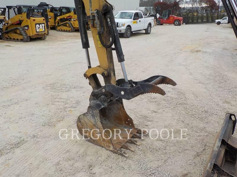 CATERPILLAR PELLES SUR CHAINES 304E CR equipment  photo 17