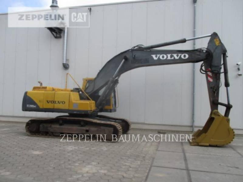 VOLVO CONSTRUCTION EQUIPMENT TRACK EXCAVATORS EC290BNLC equipment  photo 6