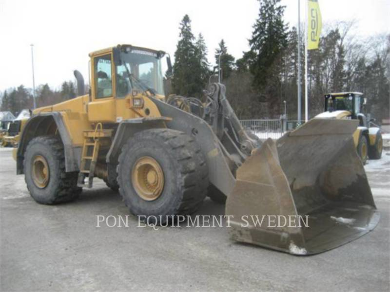 VOLVO CONSTRUCTION EQUIPMENT CARGADORES DE RUEDAS L220E equipment  photo 2