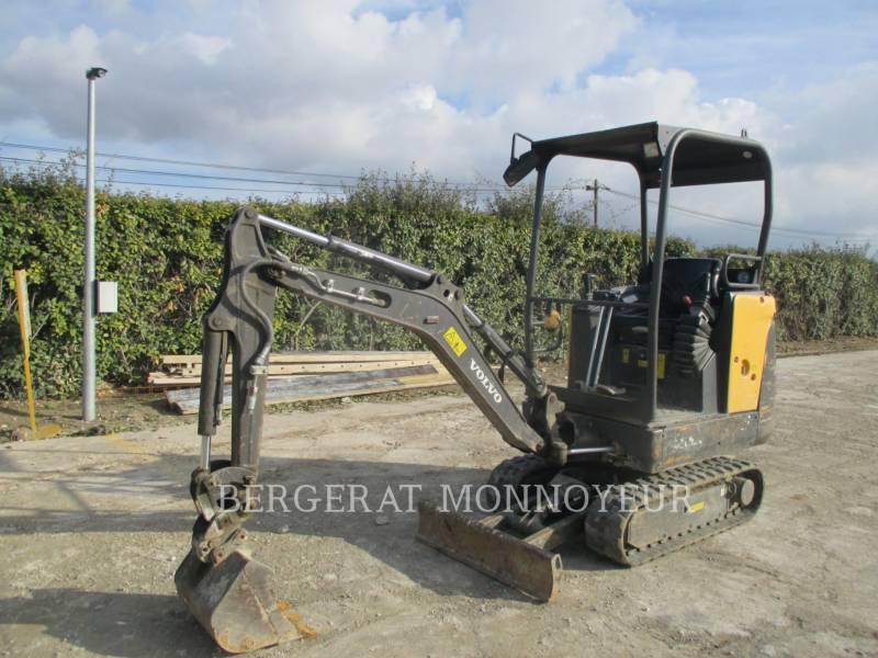 VOLVO CONSTRUCTION EQUIPMENT PELLES SUR CHAINES EC17C equipment  photo 2