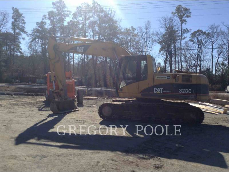 CATERPILLAR ESCAVADEIRAS 320C L equipment  photo 7