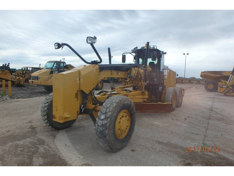 CATERPILLAR NIVELEUSES 160M3AWD equipment  photo 1