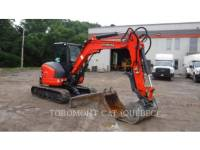 KUBOTA CORPORATION TRACK EXCAVATORS U55 equipment  photo 2