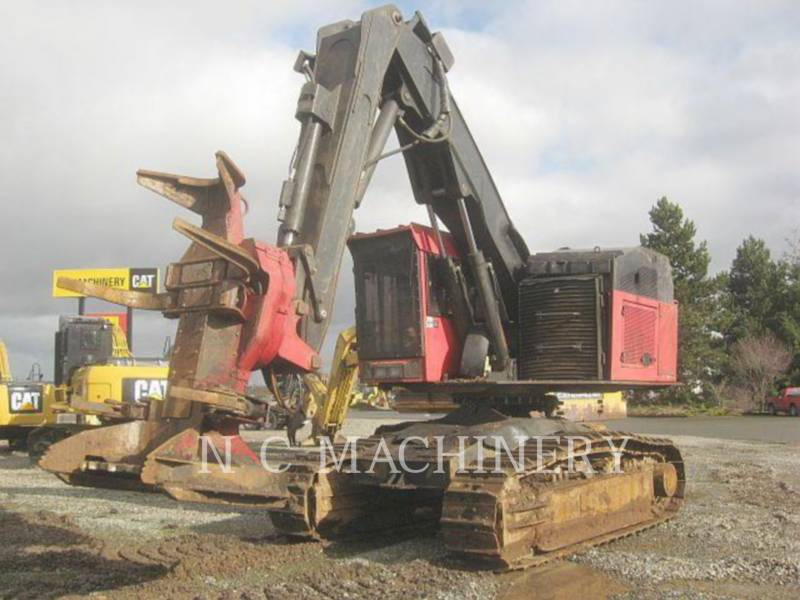 TIMBCO FOREST MACHINE 475E equipment  photo 1