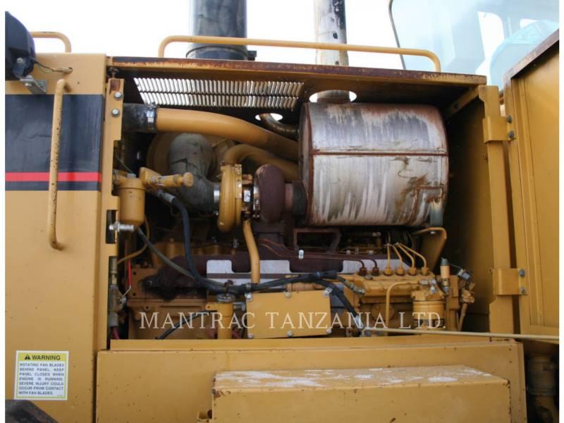 CATERPILLAR EXCAVADORAS DE CADENAS 140 H equipment  photo 7