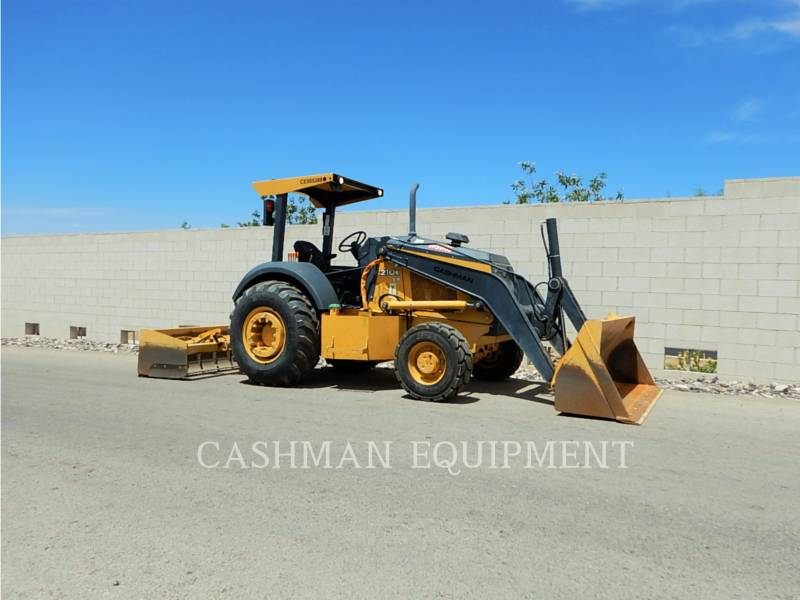 JOHN DEERE CARGADOR INDUSTRIAL 210K equipment  photo 2