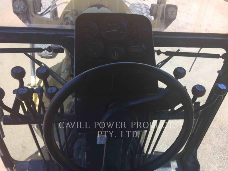 KOMATSU MOTOR GRADERS GD 555-3 equipment  photo 14