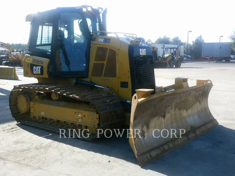 CATERPILLAR TRACK TYPE TRACTORS D5K2LGPCAB equipment  photo 2