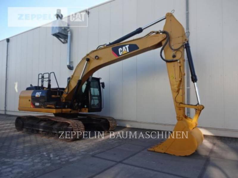 CATERPILLAR ESCAVATORI CINGOLATI 323D2L equipment  photo 3