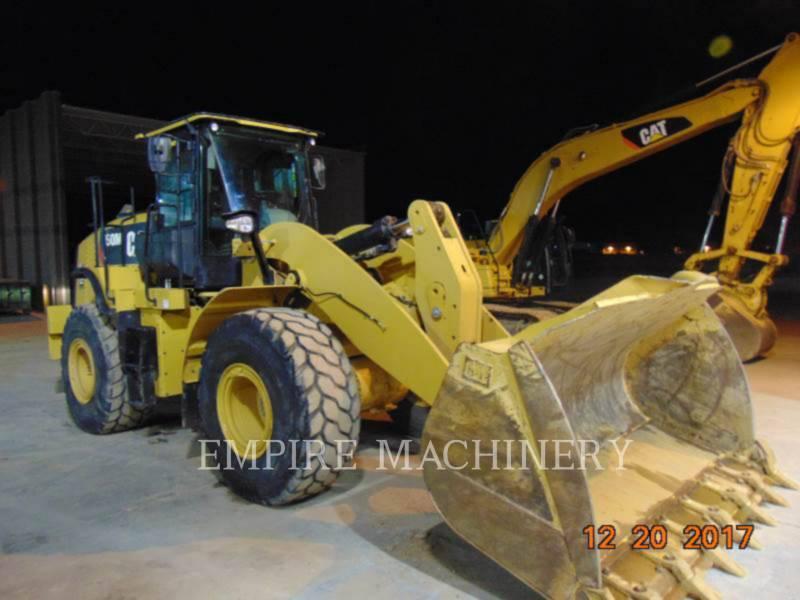CATERPILLAR CARGADORES DE RUEDAS 950M equipment  photo 1