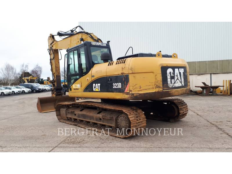 CATERPILLAR TRACK EXCAVATORS 323D equipment  photo 14
