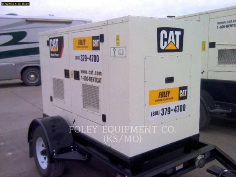 OLYMPIAN CAT GROUPES ÉLECTROGÈNES PORTABLES XQ30 equipment  photo 1