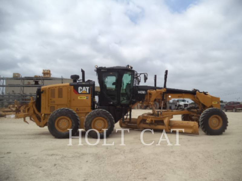 Caterpillar AUTOGREDERE 140M3 equipment  photo 2