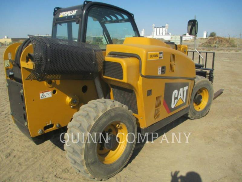 CATERPILLAR TELEHANDLER TH255 equipment  photo 8