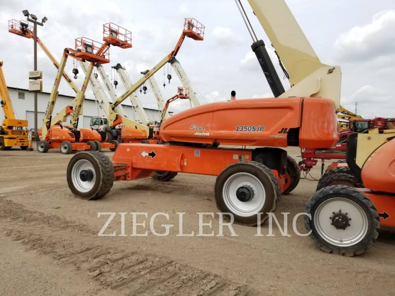 JLG INDUSTRIES, INC. AUSLEGER-HUBARBEITSBÜHNE 1350SJP equipment  photo 6