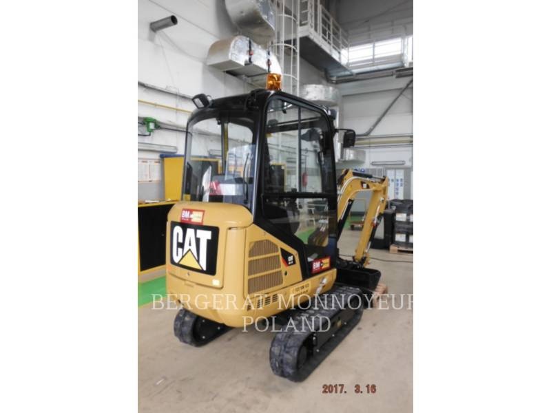 CATERPILLAR ESCAVADEIRAS 301.7D equipment  photo 5