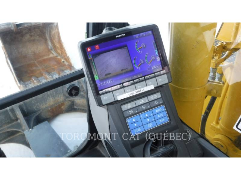 KOMATSU PELLES SUR CHAINES PC138 US LC equipment  photo 7