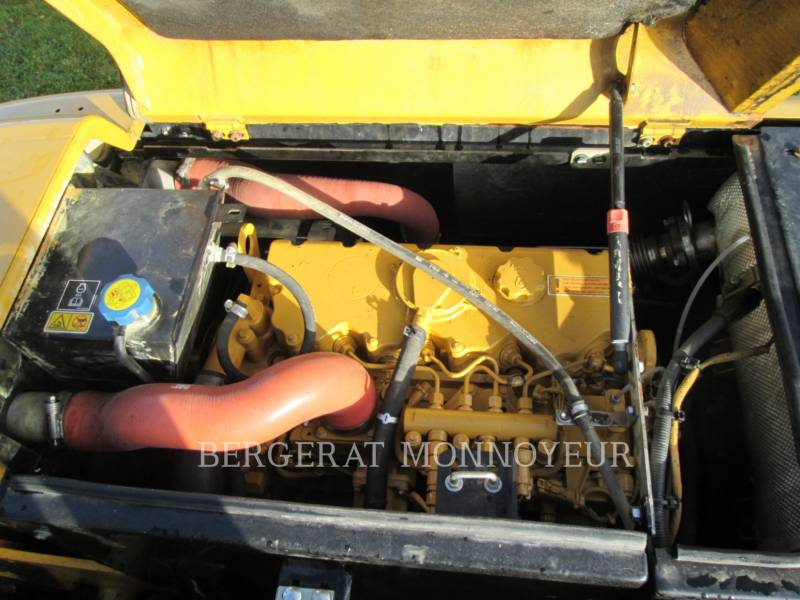CATERPILLAR ホイール油圧ショベル M313D equipment  photo 12